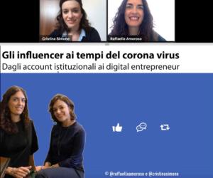influencer covid19 webinar